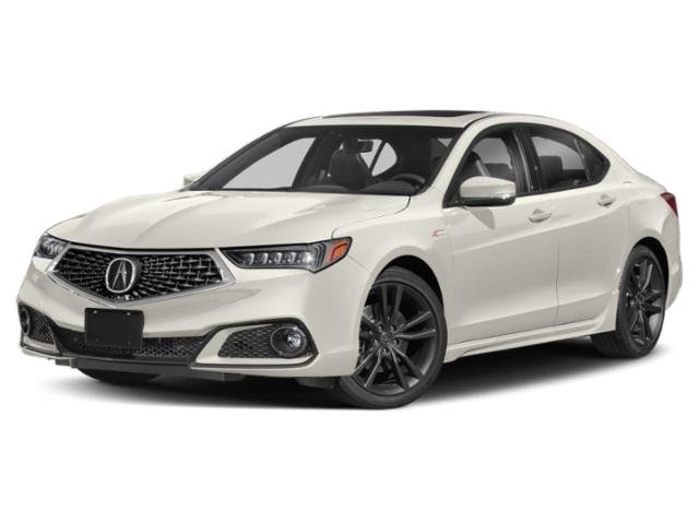 New 2020 Acura TLX w/A-Spec Pkg