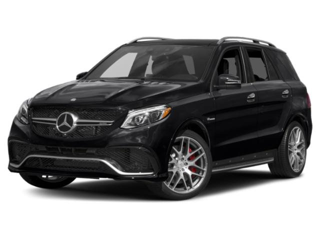 Pre-Owned 2019 Mercedes-Benz GLE AMG® GLE 63 SUV
