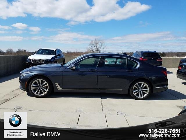 Certified Pre-Owned 2016 BMW 7 Series 750i xDrive
