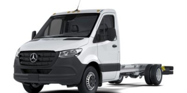New 2019 Mercedes-Benz Sprinter Cab Chassis 4500 Cab Chassis