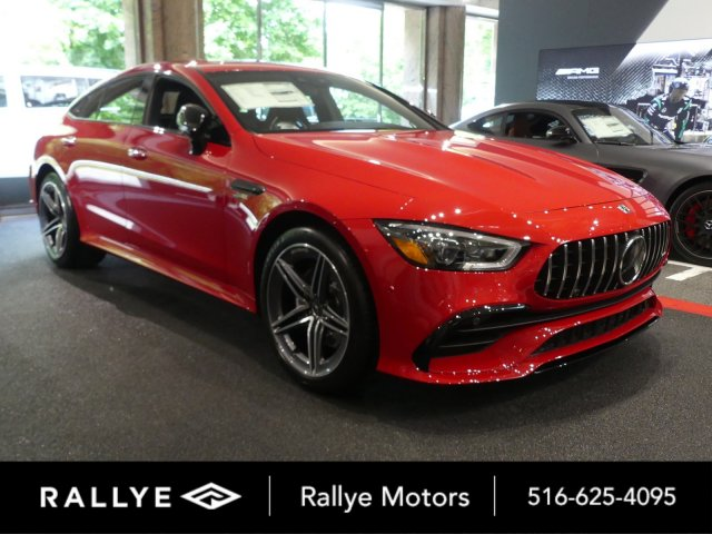 New 2019 Mercedes Benz Amg Gt Amg Gt C 53 4matic Hatchback