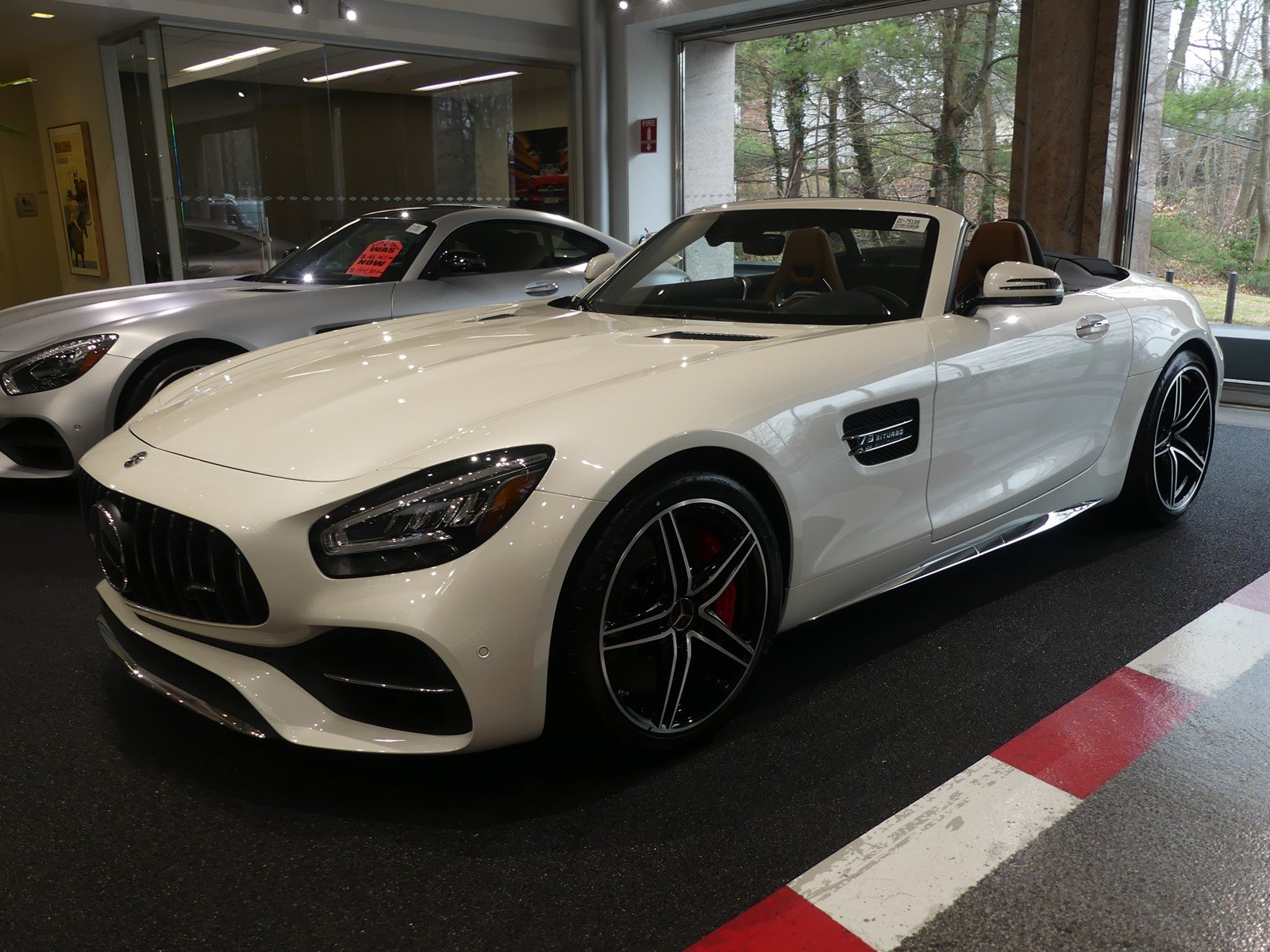 New 2020 Mercedes-Benz AMG® GT AMG® GT C Roadster