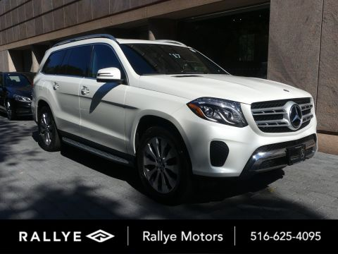 Certified Pre-Owned 2017 Mercedes-Benz GLS GLS 450
