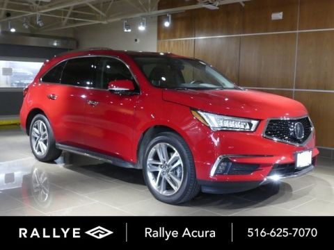 Certified Pre-Owned 2018 Acura MDX 3.5L