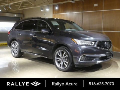 Certified Pre-Owned 2019 Acura MDX 3.5L Advance Package