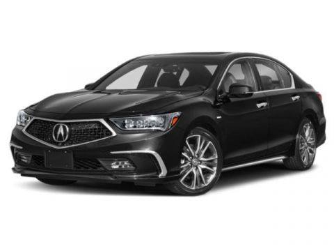New 2020 Acura RLX Sport Hybrid w/Advance Pkg