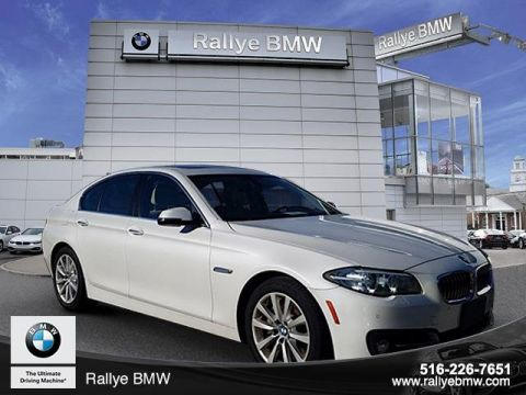 Pre-Owned 2016 BMW 5 Series 535i xDrive