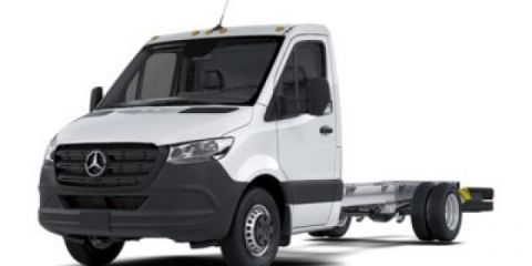New 2019 Mercedes-Benz Sprinter Cab Chassis Chassis Cab